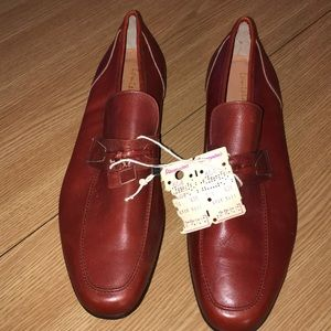 NWT Men's Leather Shoes